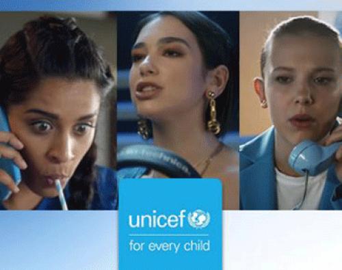 Dünya Çocuk Bayramı'nda UNICEF'ten #GoBlue Kampanyası