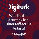 Digiturk Yurtdışında Diverseffect'i Seçti!