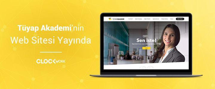 Tüyap Akademi'nin Web Sitesi Yayında
