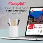 Bilkent Holding'in Yeni Web Sitesi Yayında!