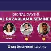 Digital Days – 3 Başlıyor!