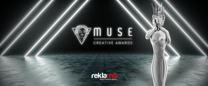 Reklam5, Muse Creative Awards'taki başarısıyla adından söz ettirmeye devam ediyor!