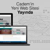 Cadem'in Yeni Web Sitesi Yayında!