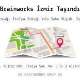 Brainworks İzmir, kreatif ofisini Alsancak'ın en güzel sokağına taşıdı.