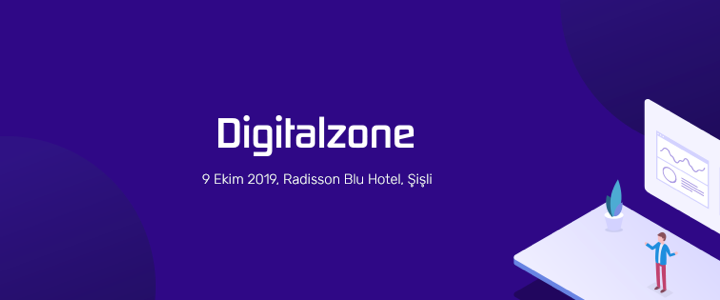 Doğu Avrupa'nın En Büyük Dijital Pazarlama Konferansı Digitalzone'19 9 Ekim'de!