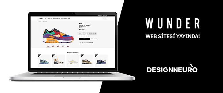 Wunder, Designneuro'yla online mağazacılığa başarılı bir giriş yaptı!