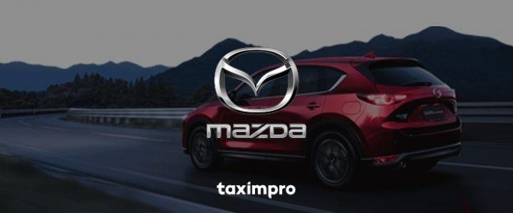 Mazda, alışılmışa meydan okumak için Taximpro'yu seçti!