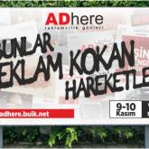 ADhere Reklamcılık Günleri heyecanla tüm katılımcılarını bekliyor!