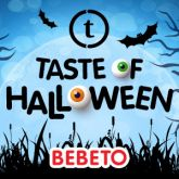 Türkiye'den İngiltere'ye Halloween Çıkartması