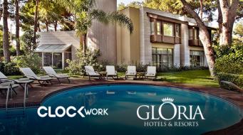 Gloria Hotels & Resorts, Clocwork İle Yenilendi