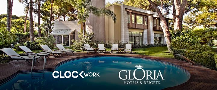 Gloria Hotels & Resorts, Clockwork İle Yenilendi