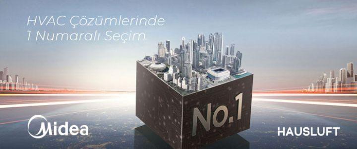 Midea CAC Türkiye'nin Dijital Pazarlama Ajansı Sample Digital Lab oldu!