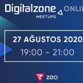 Digitalzone Meetups Online'da Bu Ay 'Yapısal Veri İşaretlemeleri' ve 'TV Reklamcılığında Ölçümleme' Konuşulacak