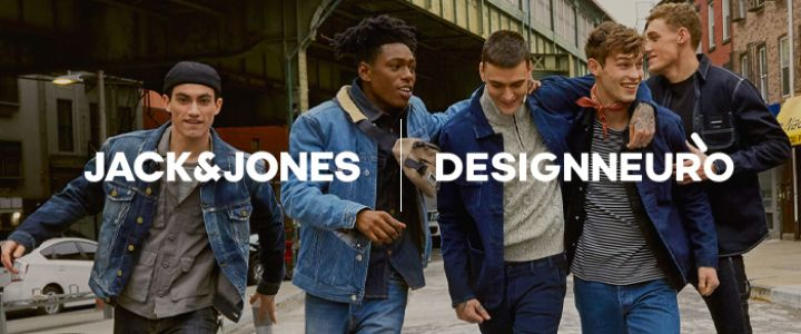 JACK&JONES Türkiye'deki E-Ticaret Sitesi İçin Designneuro İle Anlaştı.
