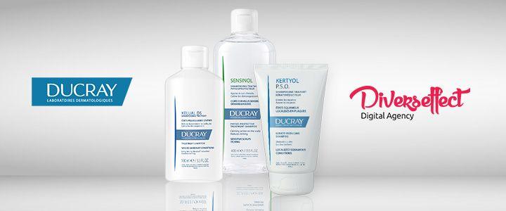 Ünlü Dermokozmetik Markası Ducray'in Yeni Dijital Ajansı Diverseffect!