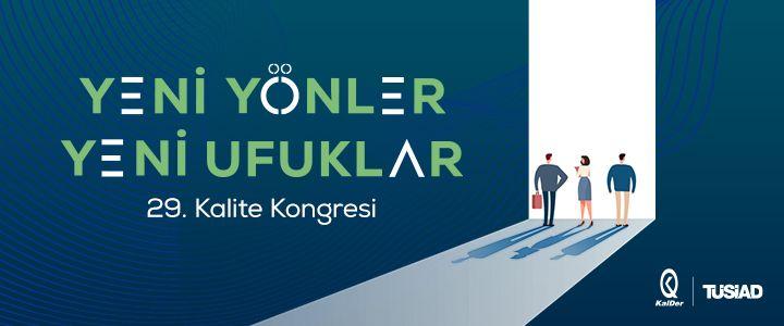 Türkiye Kalite Derneği'nin bu yıl 29'uncusu gerçekleştireceği Kalite Kongresi'nin dijital iletişim sponsoru iGOAİMALATHANE oldu.