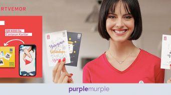 Purplemurple'a Yeni Müşteri: Kartvemor