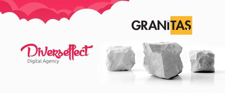 Granitaş'ın Dijital Ajansı Diverseffect oldu!