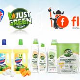 Nazar Kimya ve Just Green Organic FLOKİ İle Yenilenecek!