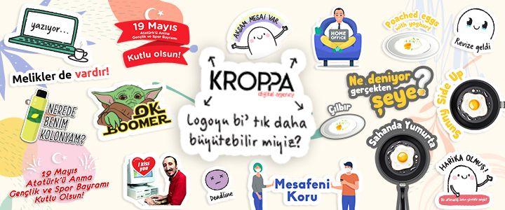 Kroppa'dan İçgörüsü Bol GIF'ler!