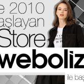 Seçil Store E-Ticarette Webolizma İle Büyüyor!