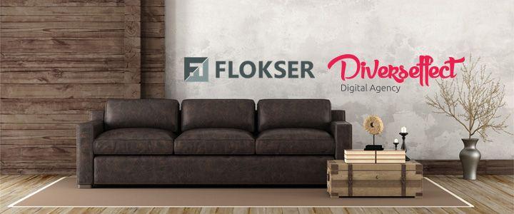 Flokser'ın Dijital Ajansı Diverseffect Oldu