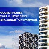 BIGFİL PROJECT HOUSE, Gayrimenkul E- İhale Sitesi 'mülkedin.com.tr'yi Tamamladı