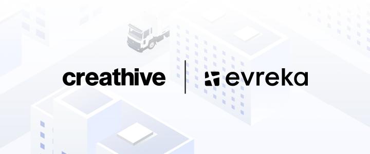Evreka, Web Tasarım Ve Yazılım Projesi İçin Creathive'ı Seçti.