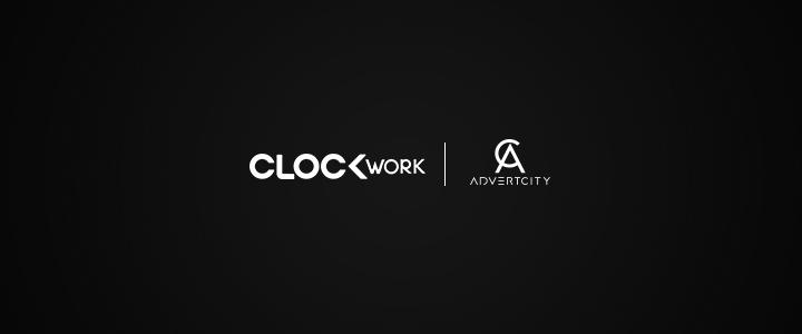 Açık Hava Reklam Şirketi Advertcity'nin Web Sitesine Clockwork Bakışı