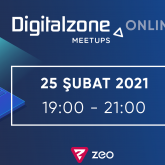 ASO ve App Marketing'in Konuşulacağı 'Digitalzone Meetups Online' 25 Şubat'ta!