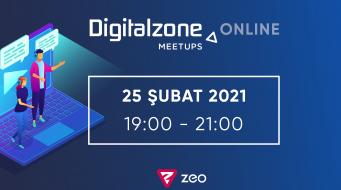 ASO ve App Marketing'in Konuşulacağı 'Digitalzone Meetups Online' 25 Şubat'ta!