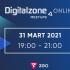 'Dijitalleşme Çağında Sosyal Fayda'nın Konuşulacağı Digitalzone Meetups Online 31 Mart'ta!