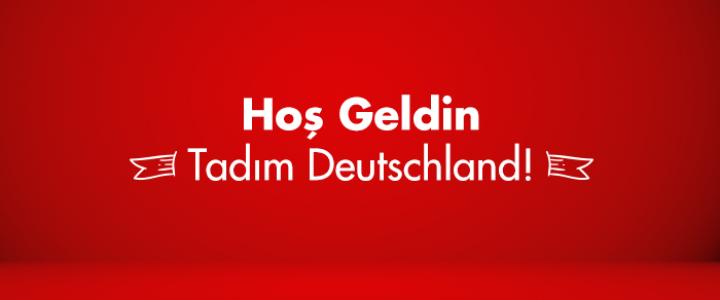 Tadım Deutschland Yeni Kreatif Ajansını Seçti!
