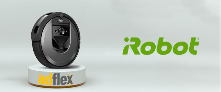 iRobot, ADFLEX Medya İle Medya Satın Alma Kapsamını Genişleterek 360 Derece Hizmet Almaya Başladı!