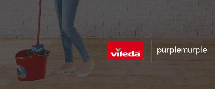 Vileda Türkiye, Sosyal Medya Yönetimi için Purplemurple'ı Seçti