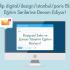 ddip digital / design / istanbul / paris Ekibi Eğitim Serilerine Devam Ediyor!