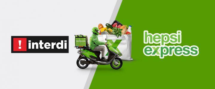 Hepsiexpress'in reklam ajansı İnterdi oldu!