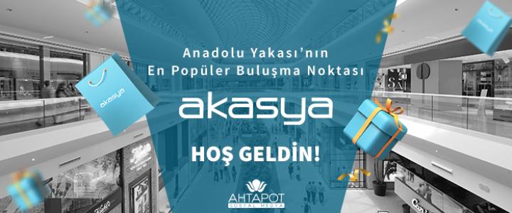 Akasya'nın Sosyal Medyadaki Tercihi Ahtapot Oldu!