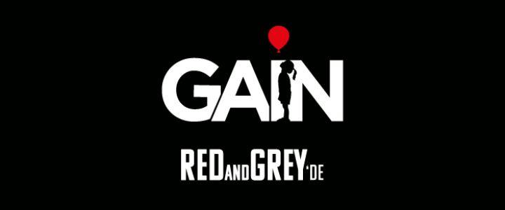 GAİN'in reklam dünyasındaki rengi belli: RED and GREY