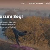 Vayes Digital'den YogaLand Ödüllere Layık Web Site Tasarımı