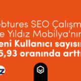 Webtures, Yıldız Mobilya'nın Trafiğini %22,17 Arttırdı!