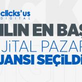Clicks'us Dijital'e Uluslararası Çapta Ödül Geldi!