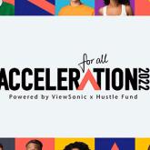 Parlak Fikirler Viewsonic Ve Hustle Fund Tarafından Ödüllendiriliyor