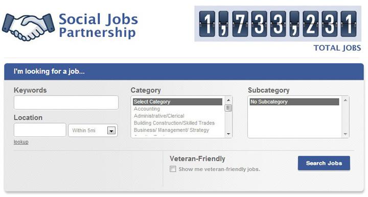 Facebook İş İlanları - Social Jobs