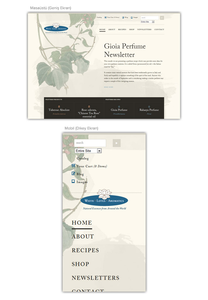 Mobil site tasarımı 18