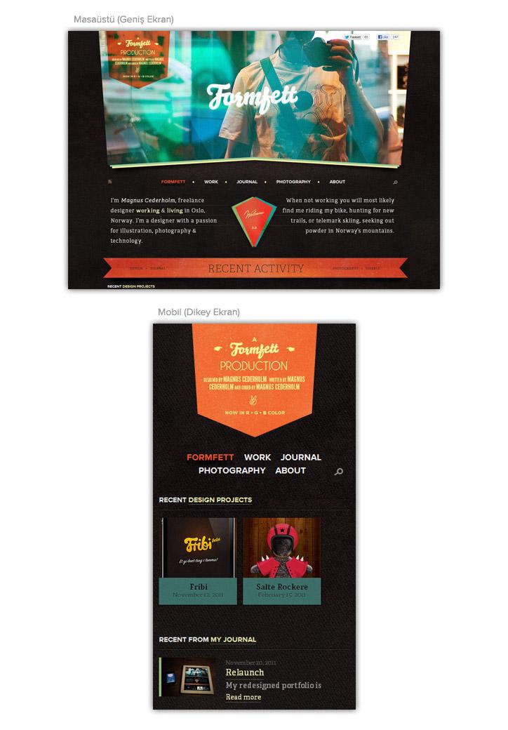 Mobil Uyumlu Web sitesi Tasarımı 04