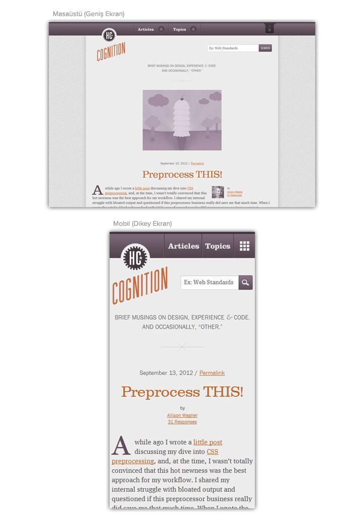 Mobil uyumlu websitesi tasarım örnekleri 19