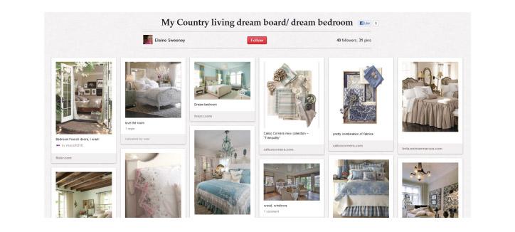 Pinterest Yarışması Country Living