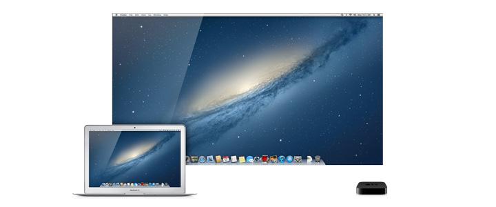 Apple TV Türkiye Airplay Mirroring