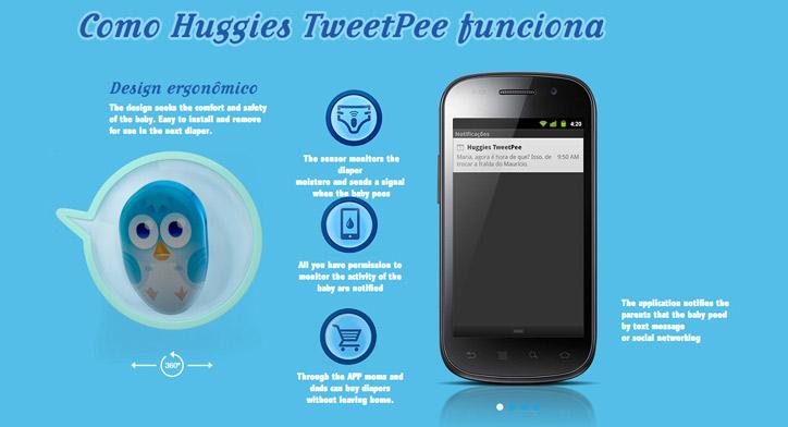 tweetpee huggies